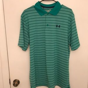 Under Armour golf shirt loose fit like new